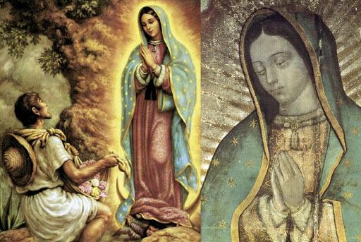 Il Santo di oggi, 12 Dicembre: Beata Maria Vergine di Guadalupe