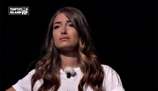 Nicola Panico contro Sara Affi Fella: il messaggio su Instagram