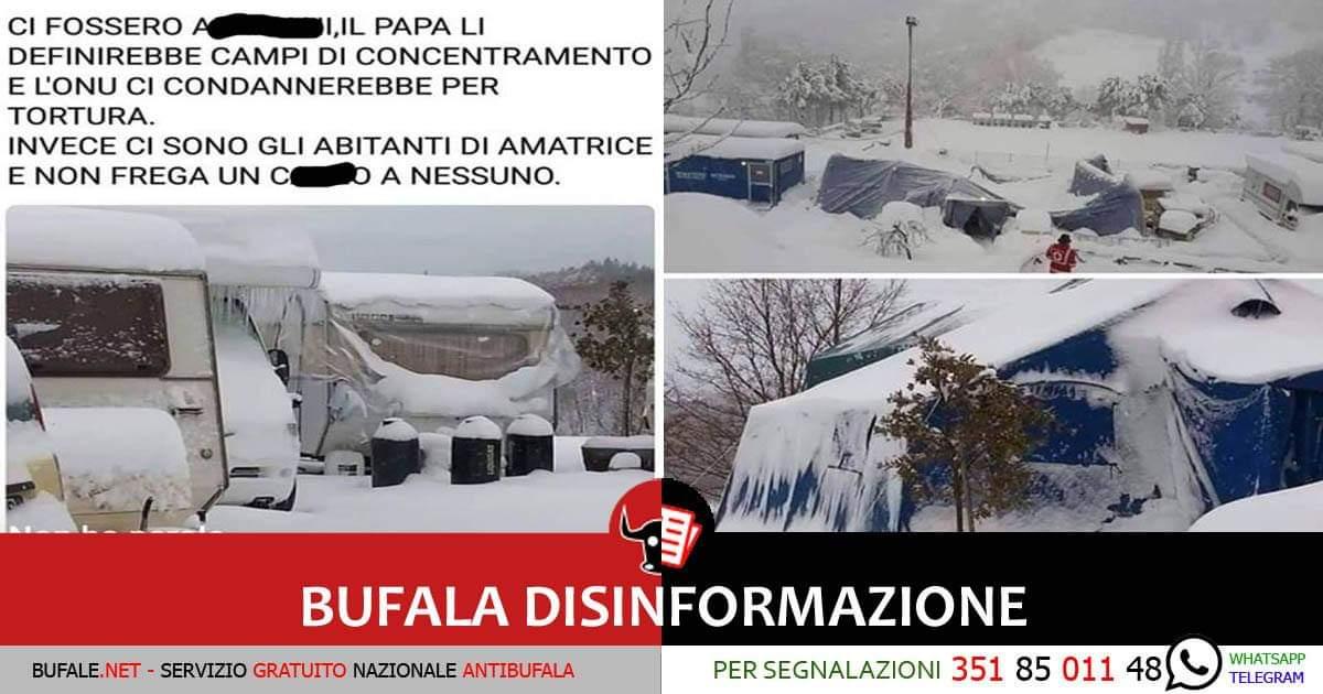 Amatrice Bufale.net
