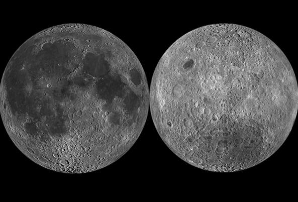 La cina ha raggiunto la parte nascosta della luna