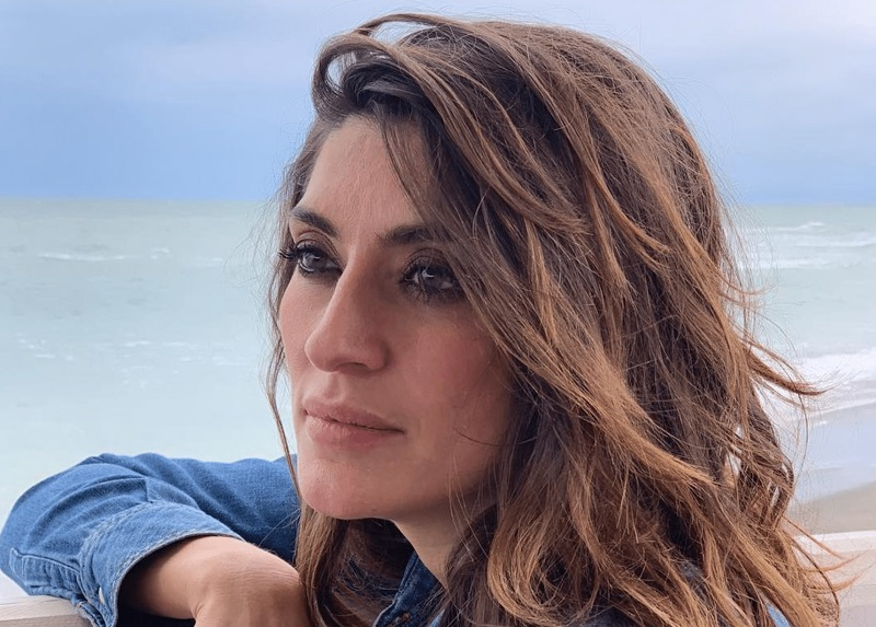 Elisa Isoardi e la verità sulla foto con Matteo Salvini