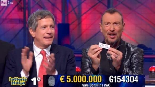 serie vincenti lotteria italia 2019