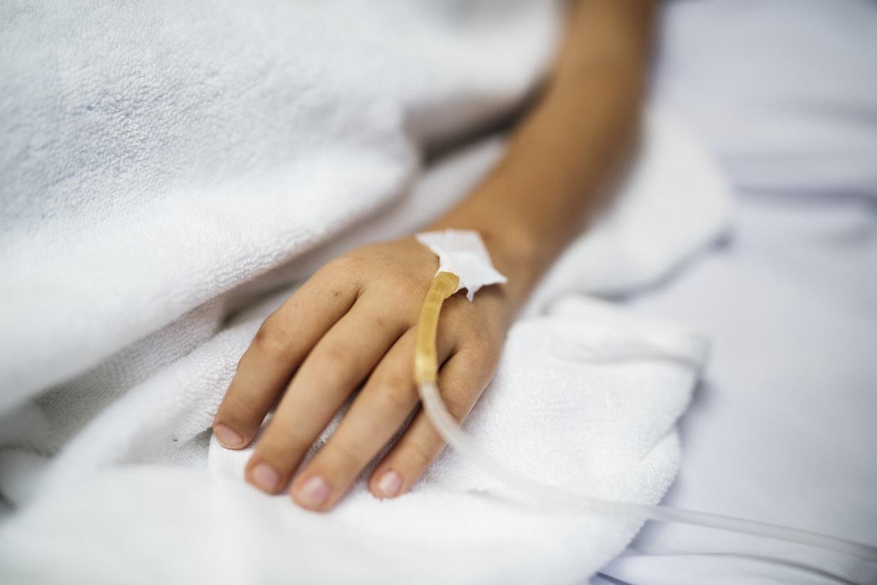 bambini malati di tumore in Italia