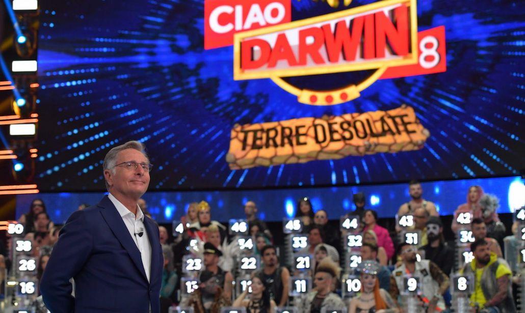 ciao darwin 8 bonolis