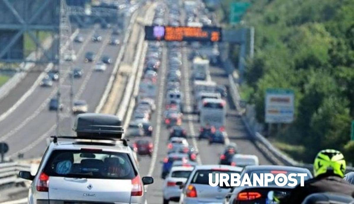 autostrade in tempo reale