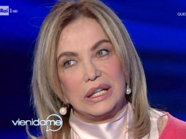 Simona Izzo senza filtri su Venditti: