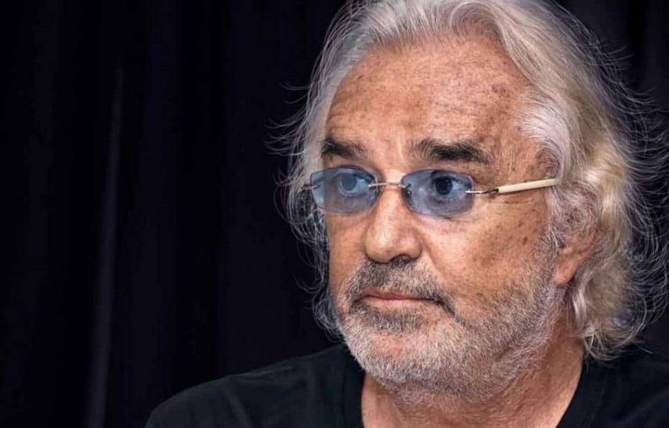 Flavio Briatore contro Chiara Ferragni: