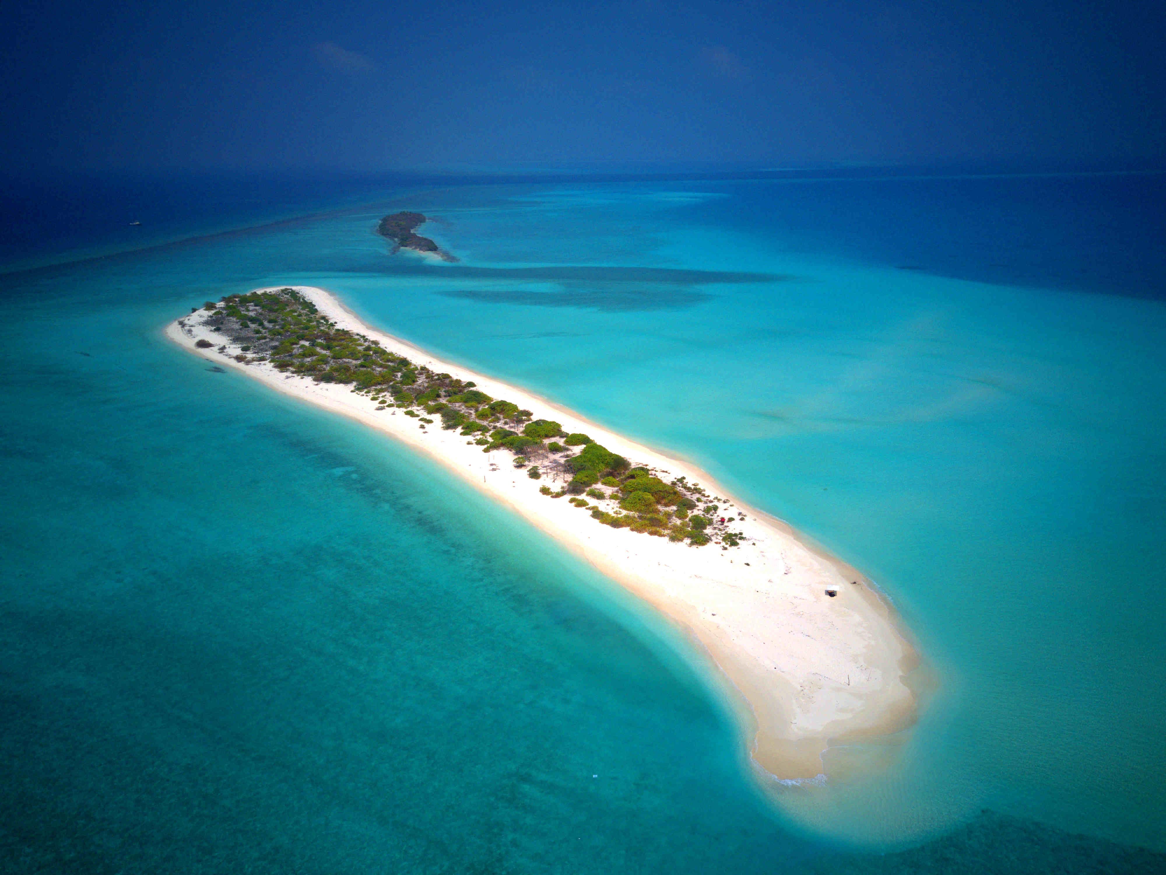Pasqua 2019, vacanze su un\'isola deserta alle Maldive ...