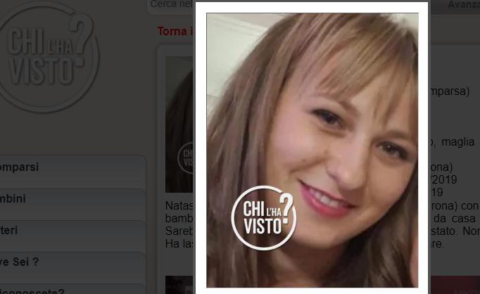 pregevole fattura immagini dettagliate nuovo stile Scomparsa a Legnago madre 29enne: è uscita di casa per ...