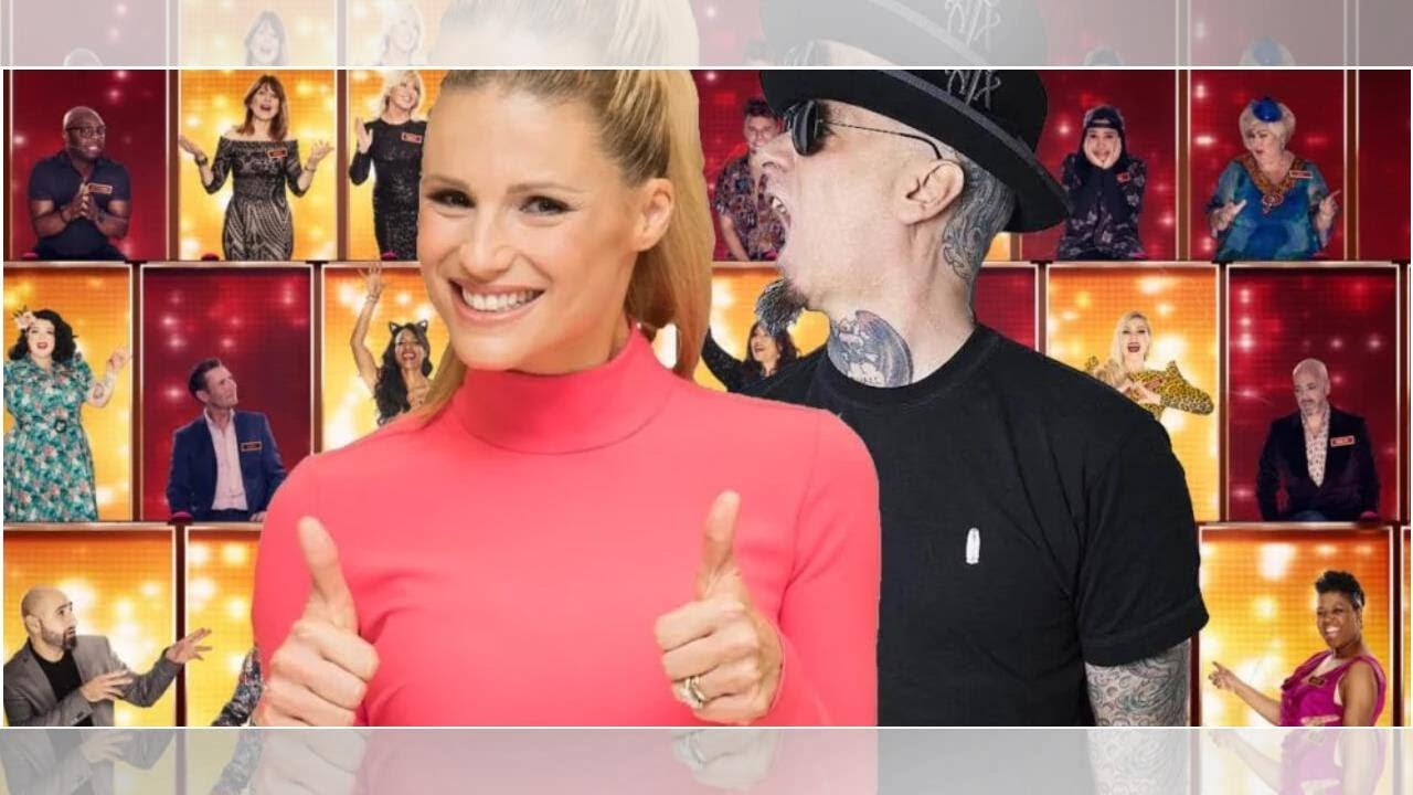 j-ax michelle hunziker all together now