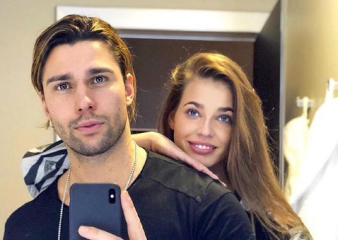 Ivana Mrazova è incinta? Ecco cosa ha detto Luca Onestini