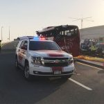 dubai bus incidente