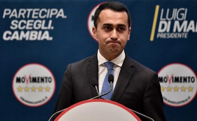 Di Maio contrattacca, 'basta destabilizzare, non è un risiko'