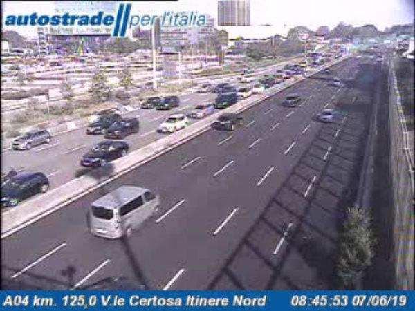 Autostrade in tempo reale oggi traffico e lavori for Traffico autostrade in tempo reale