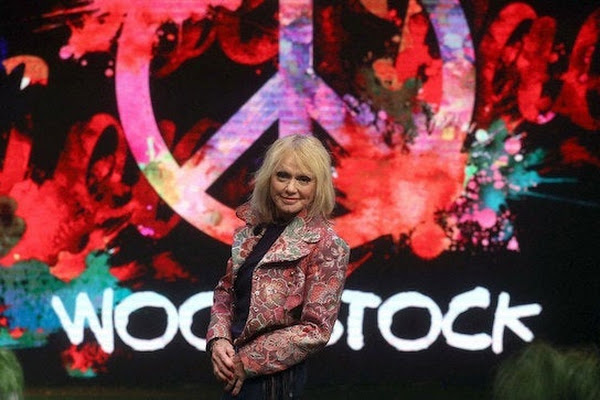 Woodstock, Rita racconta - Su Rai2 con Rita Pavone