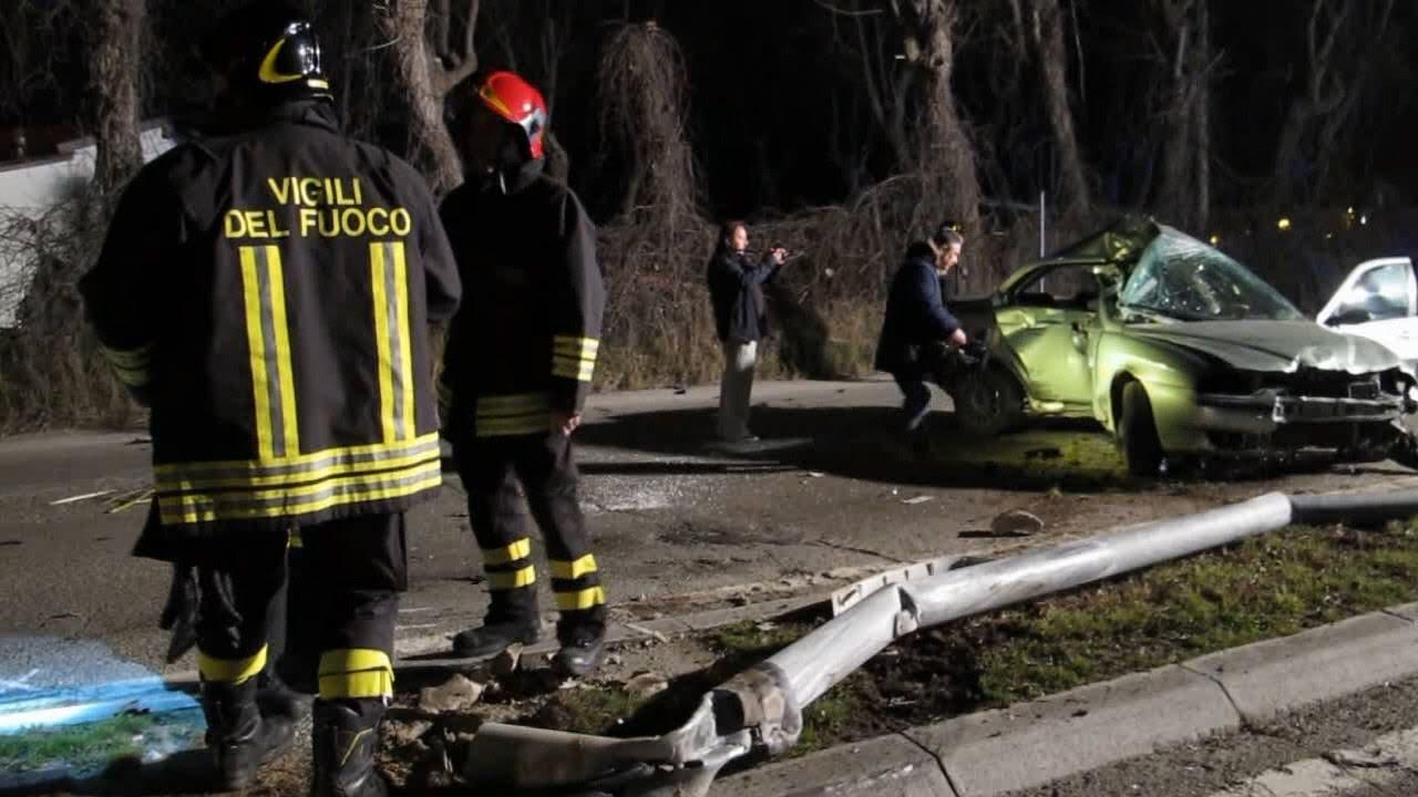 incidente stradale cuneo