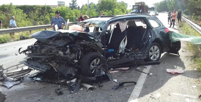 incidente spino sull'adda