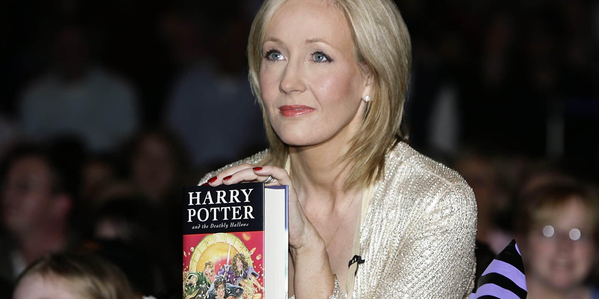 J.K. Rowling auguri