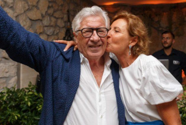 Peppino Di Capri in lutto: morta la moglie Giuliana Gagliardi