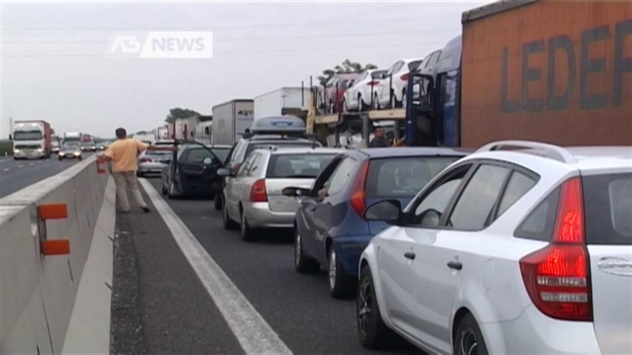 Autostrade in tempo reale oggi 15 luglio 2019