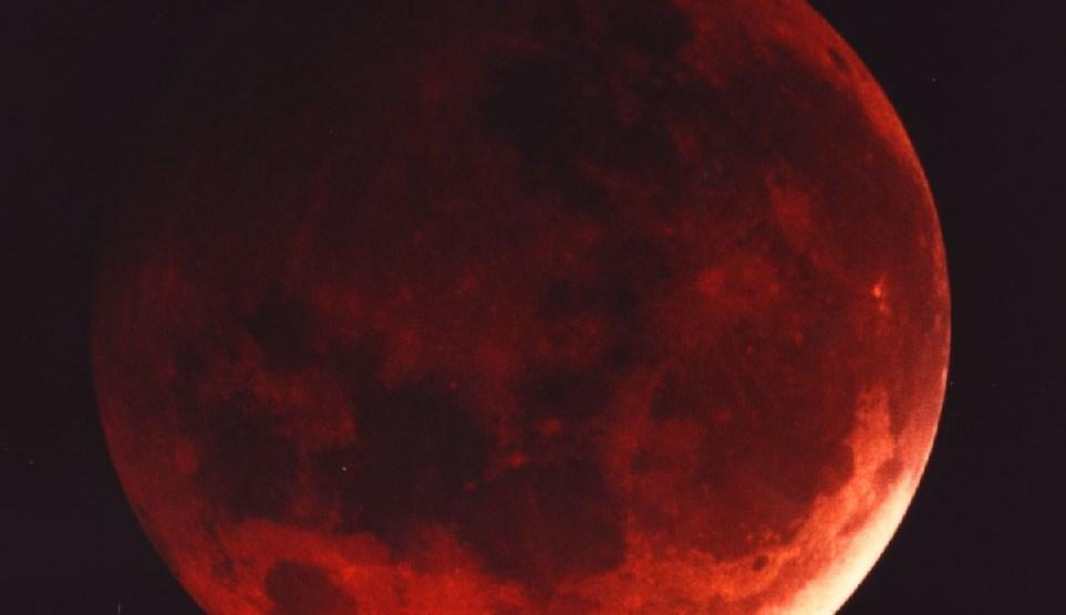 eclissi lunare 16 luglio 2019