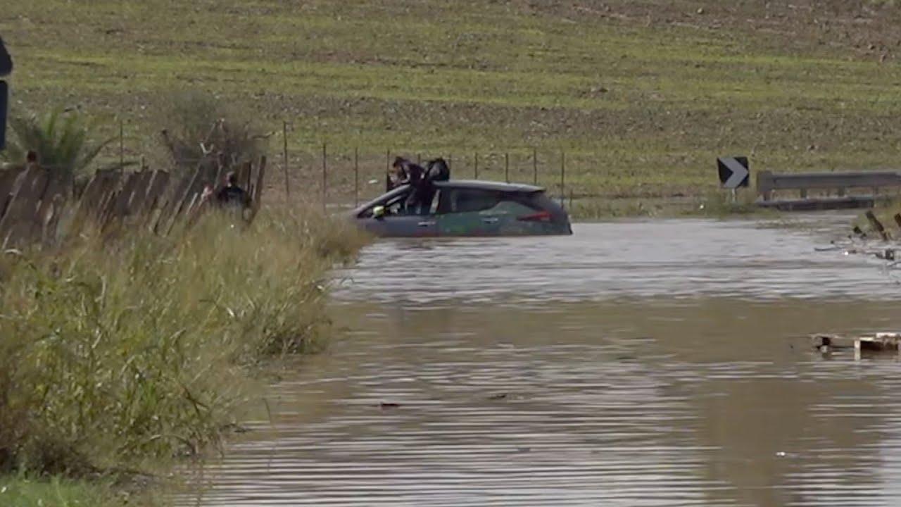 protezione civile alluvioni 2018