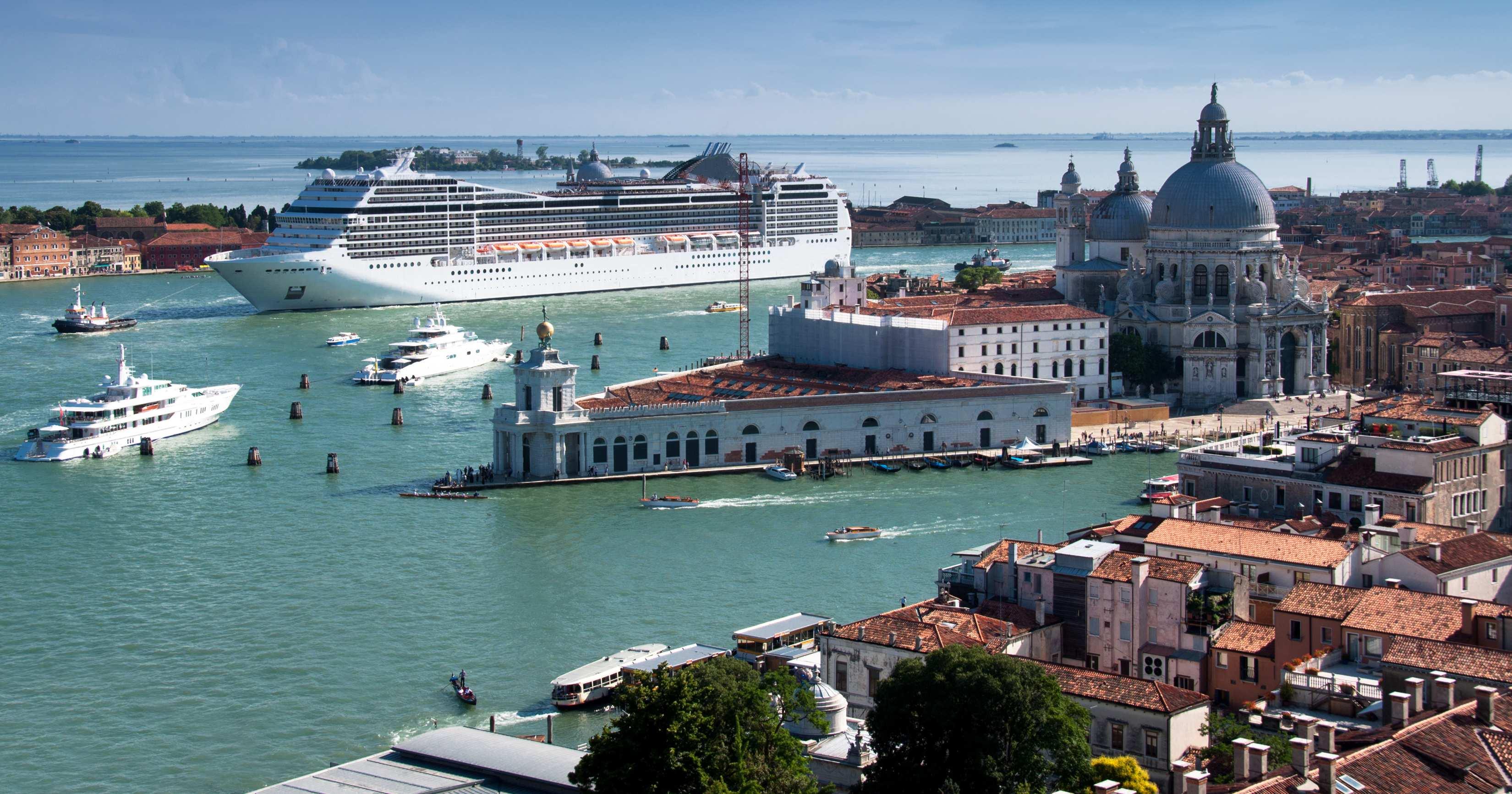 venezia navi