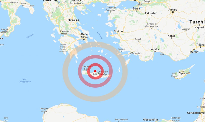 terremoto grecia creta
