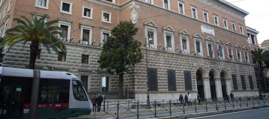 ministero della giustizia evacuato