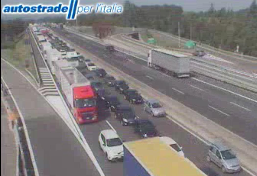 Autostrade in tempo reale oggi 1° agosto 2019