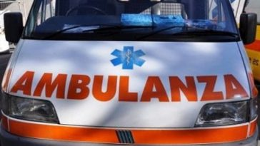 incidente eboli a2