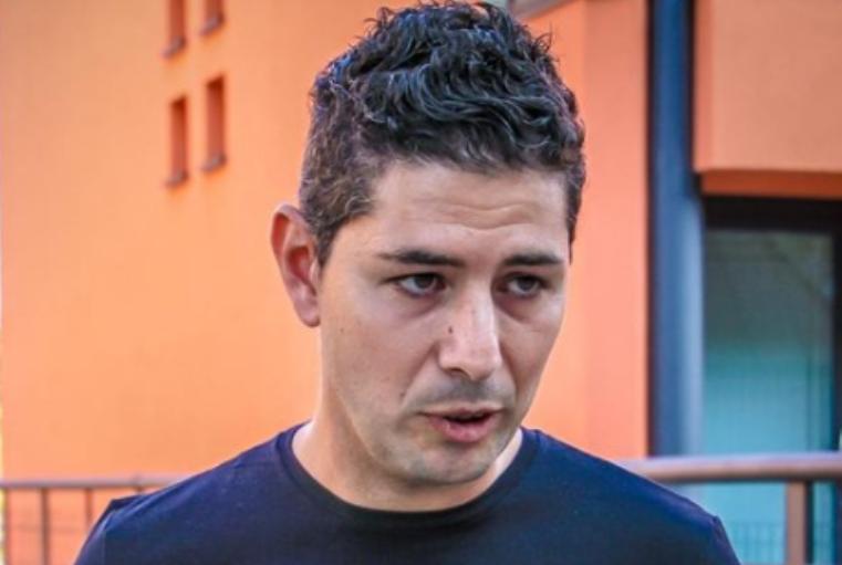 Figlio di Gianna Del Gaudio e Antonio Tizzani