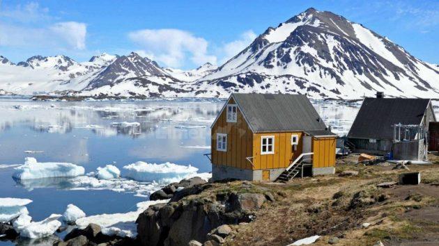 Trump vuole comprare la Groenlandia