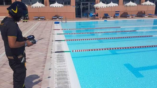 santarcangelo piscina intossicazione cloro