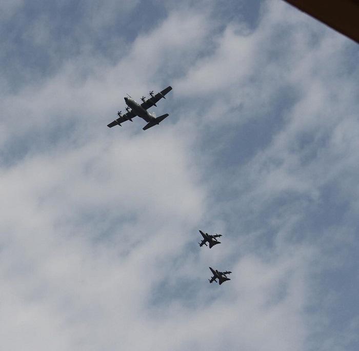 milano aerei militari