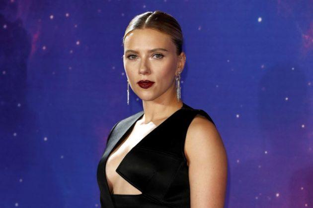 Scarlett Johansson video Patrick Zaki