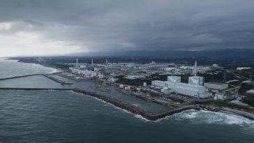 Giappone acqua radioattiva oceano