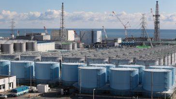 Disastro di Fukushima acqua radioattiva oceano