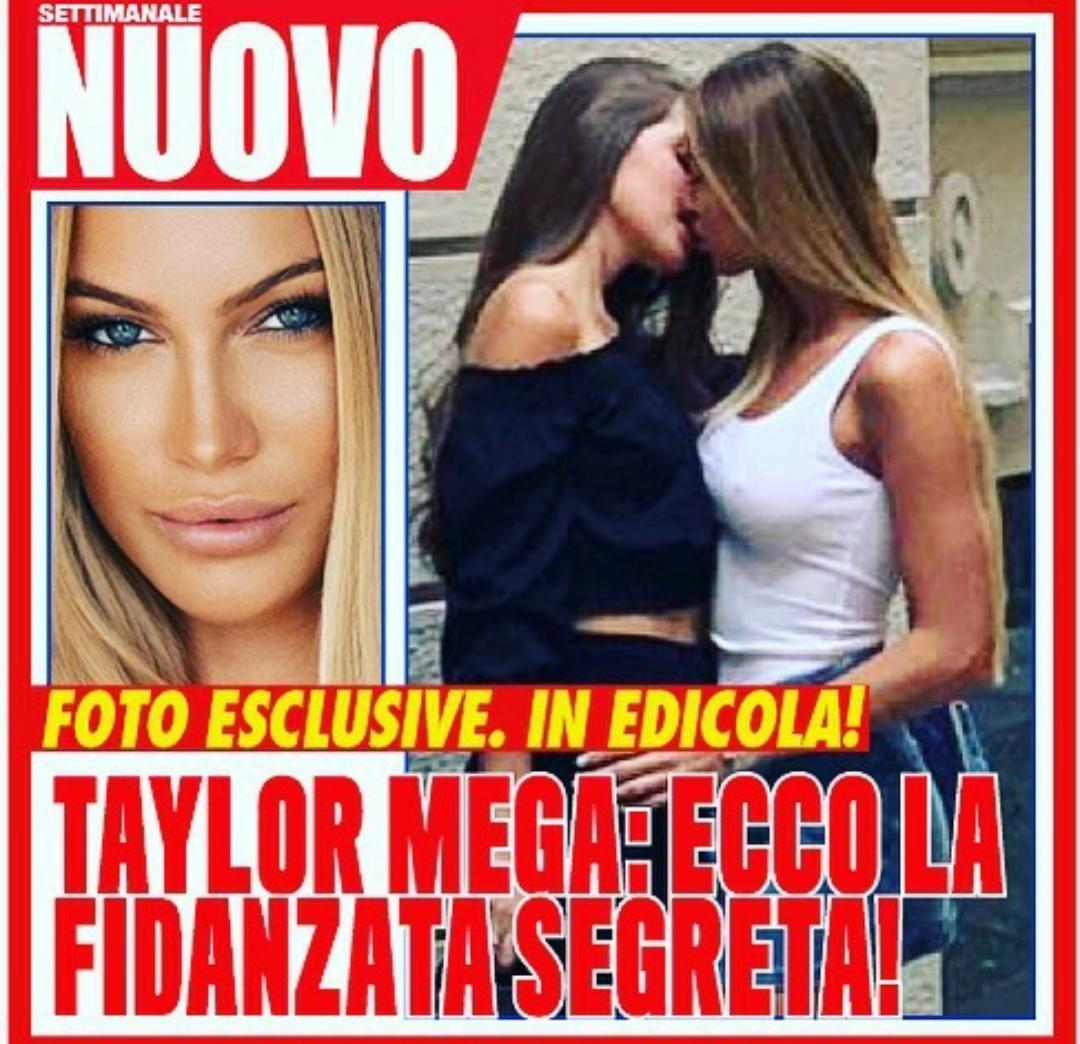 taylor mega il bacio