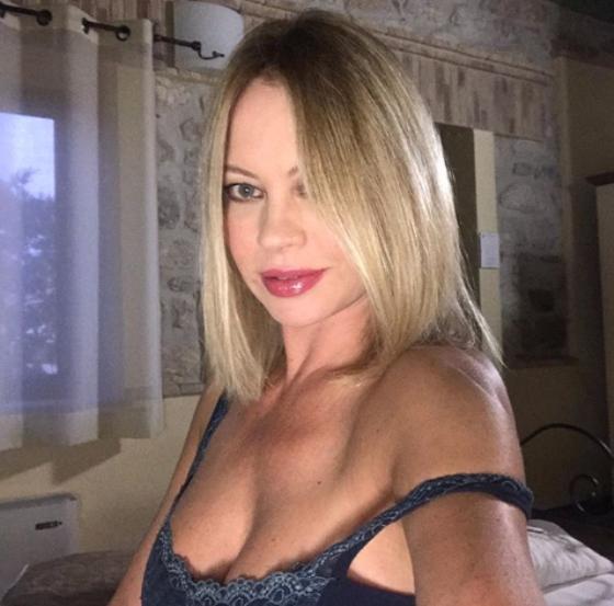 Anna Falchi Instagram