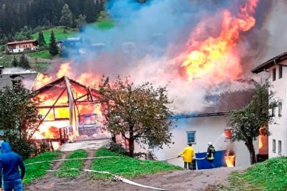 brennero supermercato esplosione