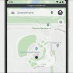 google maps modalità incognito