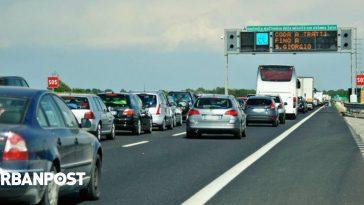 Traffico autostrade in tempo reale