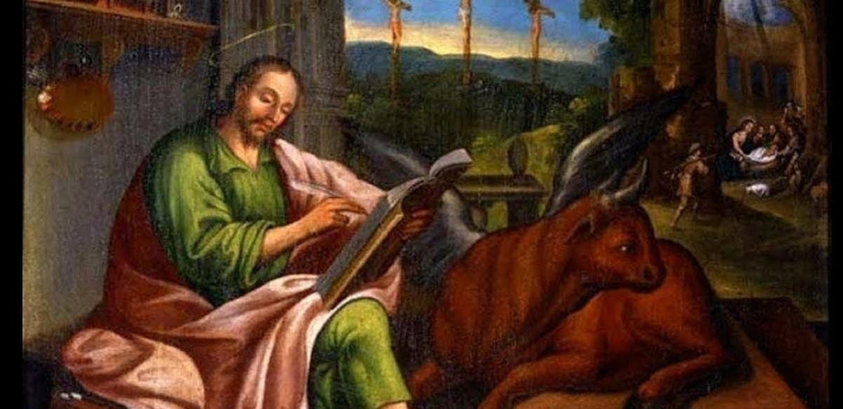 Il Santo del giorno 18 ottobre: San Luca Evangelista