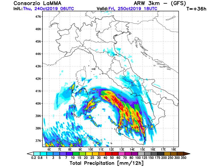 meteo prossime ore sicilia