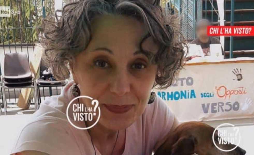 Elisa Gualandi uomo misterioso bruzzone