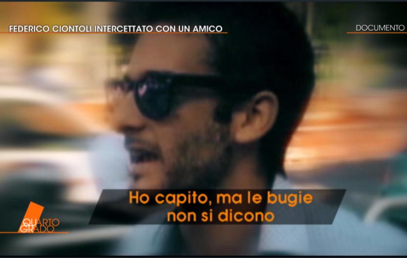 Federico Ciontoli News