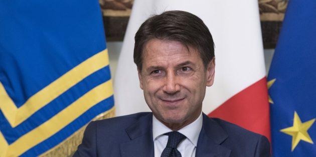 sondaggi elettorali Giuseppe Conte
