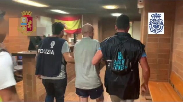 Preso in Spagna un superlatitante, era tra i cento più ricercati