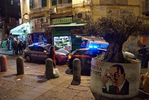 salumeria pietruccia Napoli Luigi Del Gaudio condannato